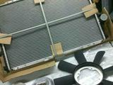 Радиаторы охлаждения, отопителя, кондиционера