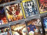 Много игр для playstation PS3